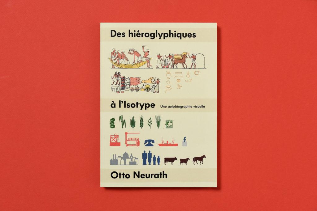O. Neurath, Des hiéroglyphes à l'isotpye. Une autobiographie visuelle