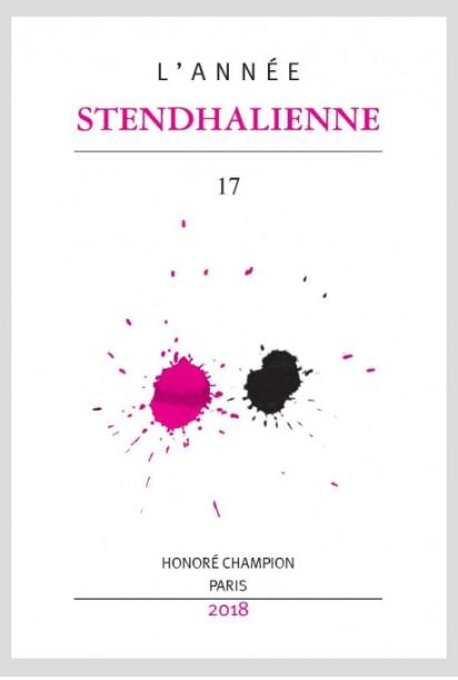 Année stendhalienne, n°17 :