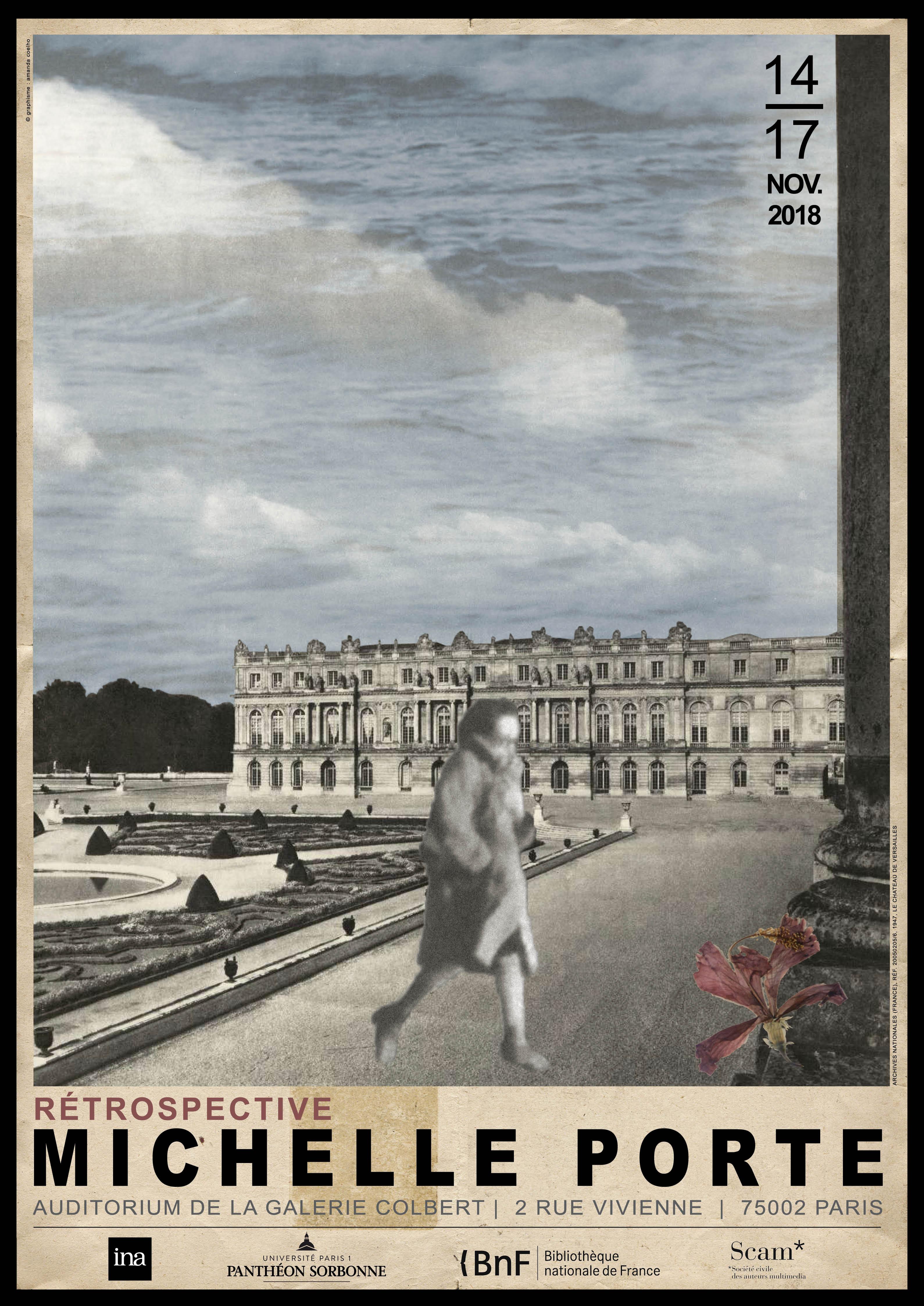 Rétrospective Michelle Porte (INHA, Paris)