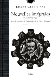E. A. Poe, Nouvelles intégrales - Tome 1, 1831-1839