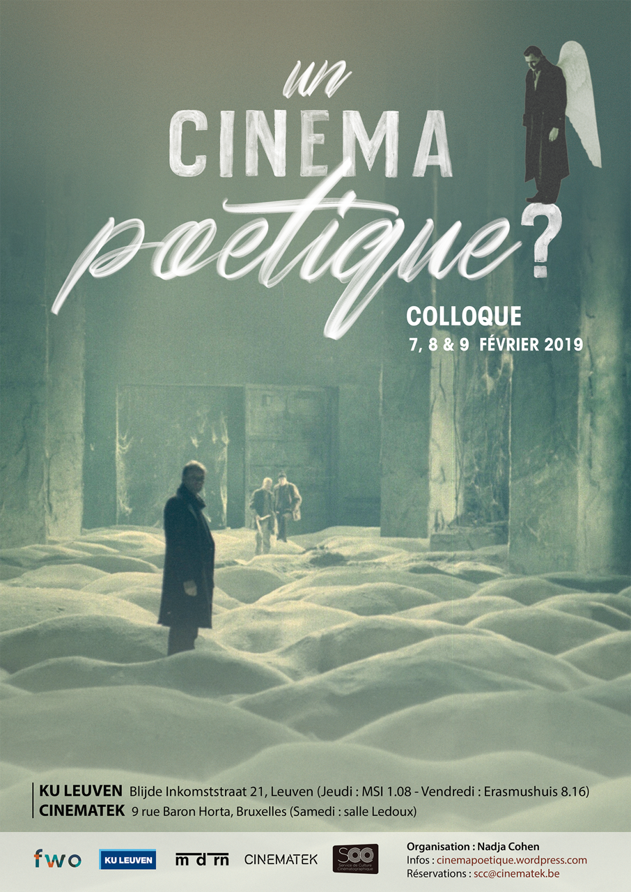 Un cinéma poétique ? (Bruxelles)