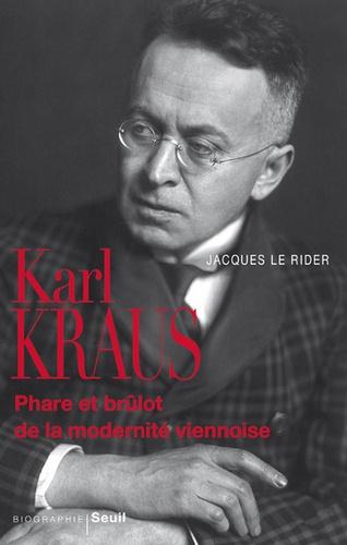 J. Le Rider, Karl Kraus