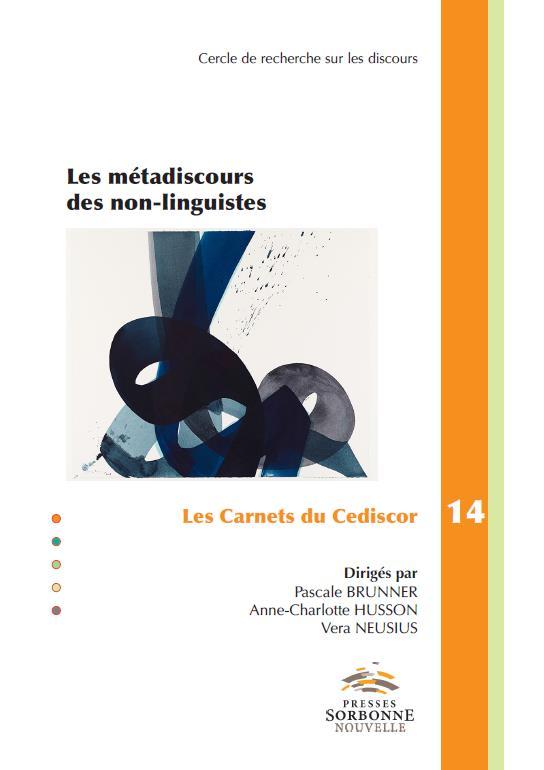 Les Cahiers du Cediscor, n° 14: