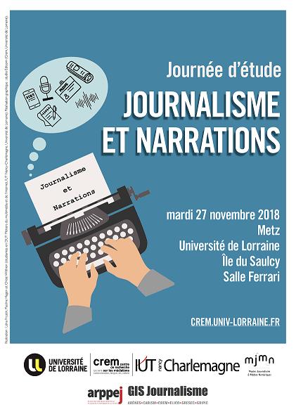Journalisme et narrations (Metz)
