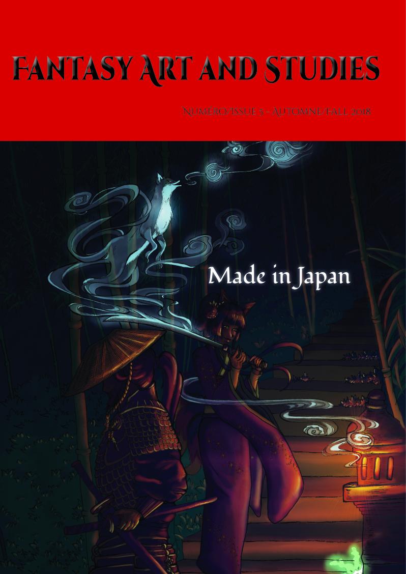 Fantasy Art and Studies, n° 5