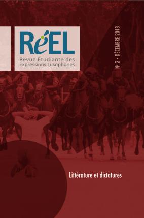 Revue étudiante des expressions lusophones (RÉEL), n° 2: