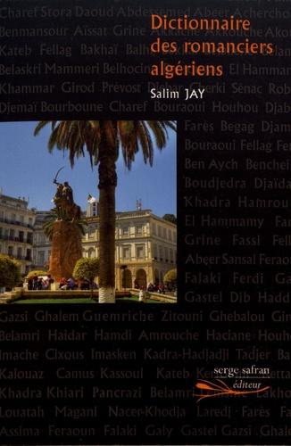 S. Jay,Dictionnaire des romanciers algériens