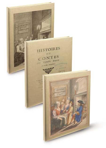 Perrault, <em>Contes ou histoires du temps passé, </em>en ligne sur www.variance.ch