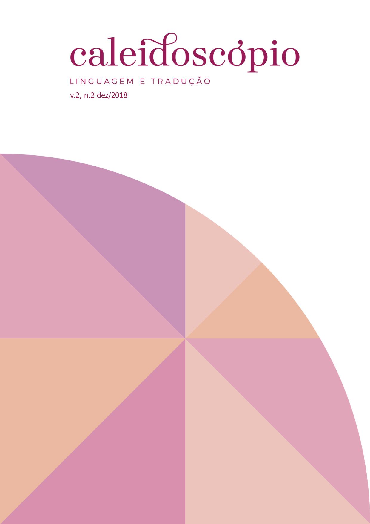 Revue<em> caleidoscópio: linguagem e tradução</em> n°5