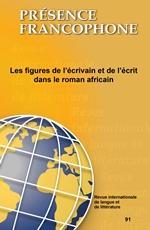 Présence Francophone, no 91, 2018: