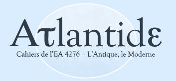 <em>Atlantide</em>, n°8 :