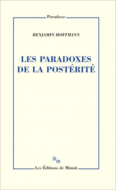 B. Hoffmann, Les Paradoxes de la postérité