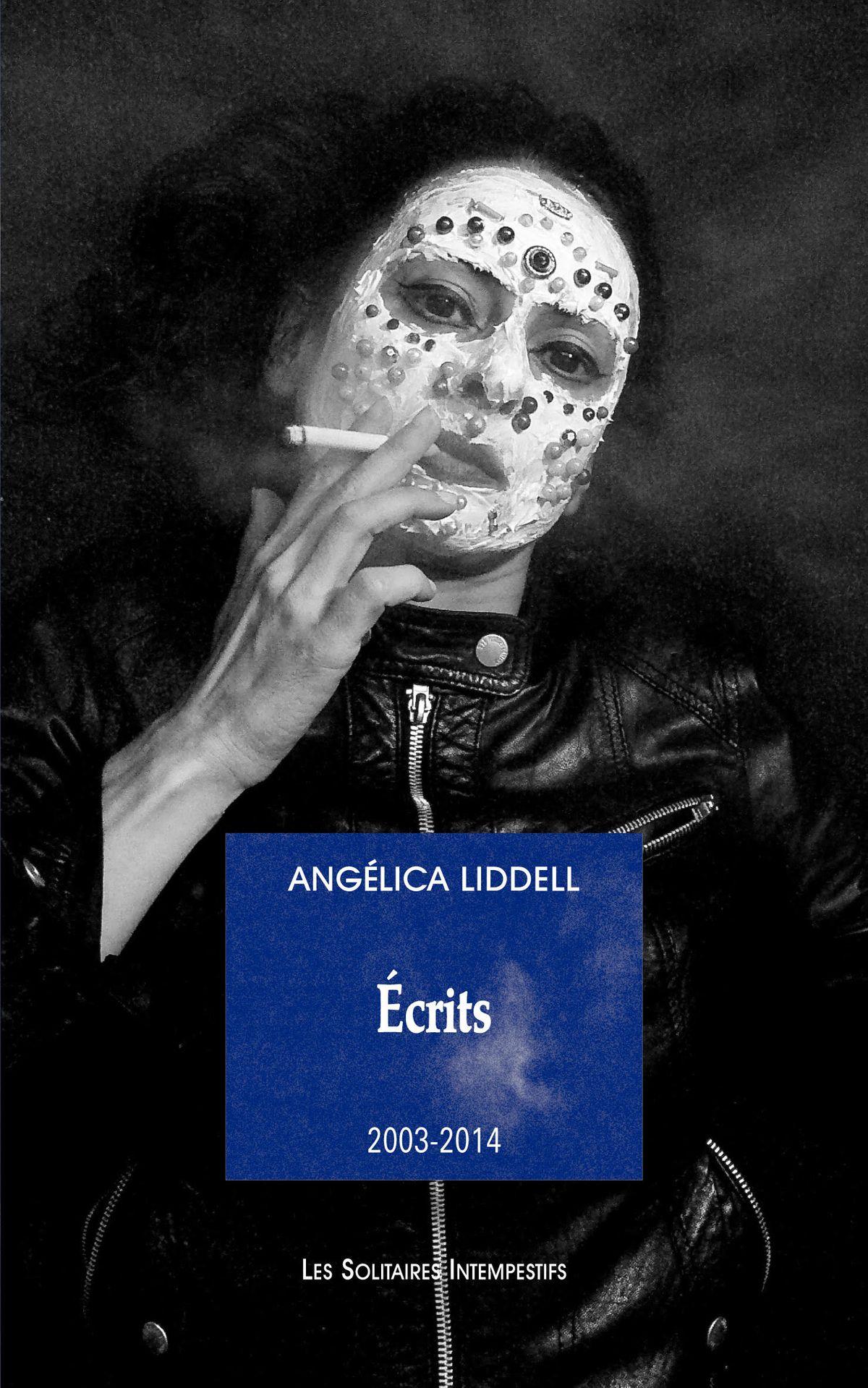 A. Liddell, Écrits : 2003-2014 (trad. Chr. Vasserot)