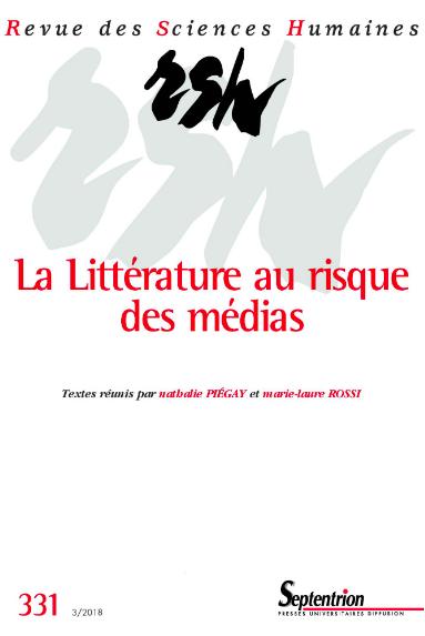 La littérature au risque des médias
