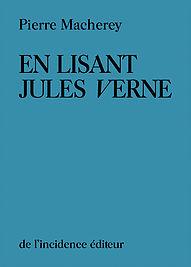 P. Macherey, En lisant Jules Verne