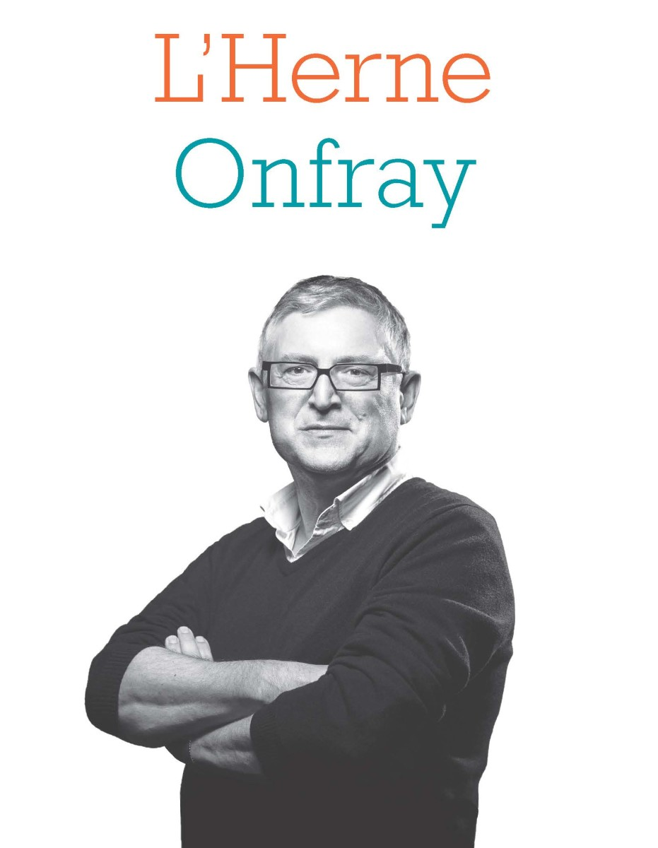 M. Onfray, Cahier