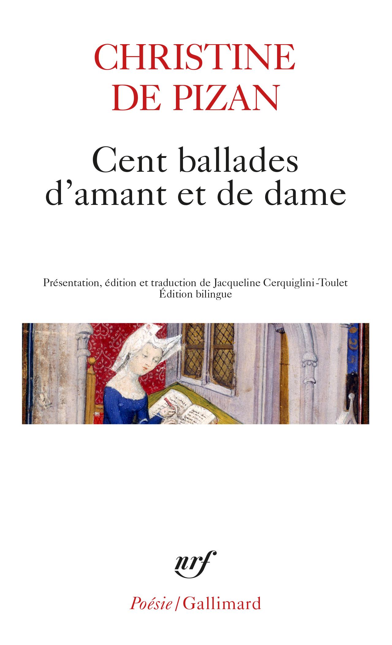 Christine de Pizan, Cent ballades d'amant et de dame