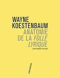 W. Koestenbaum, Anatomie de la