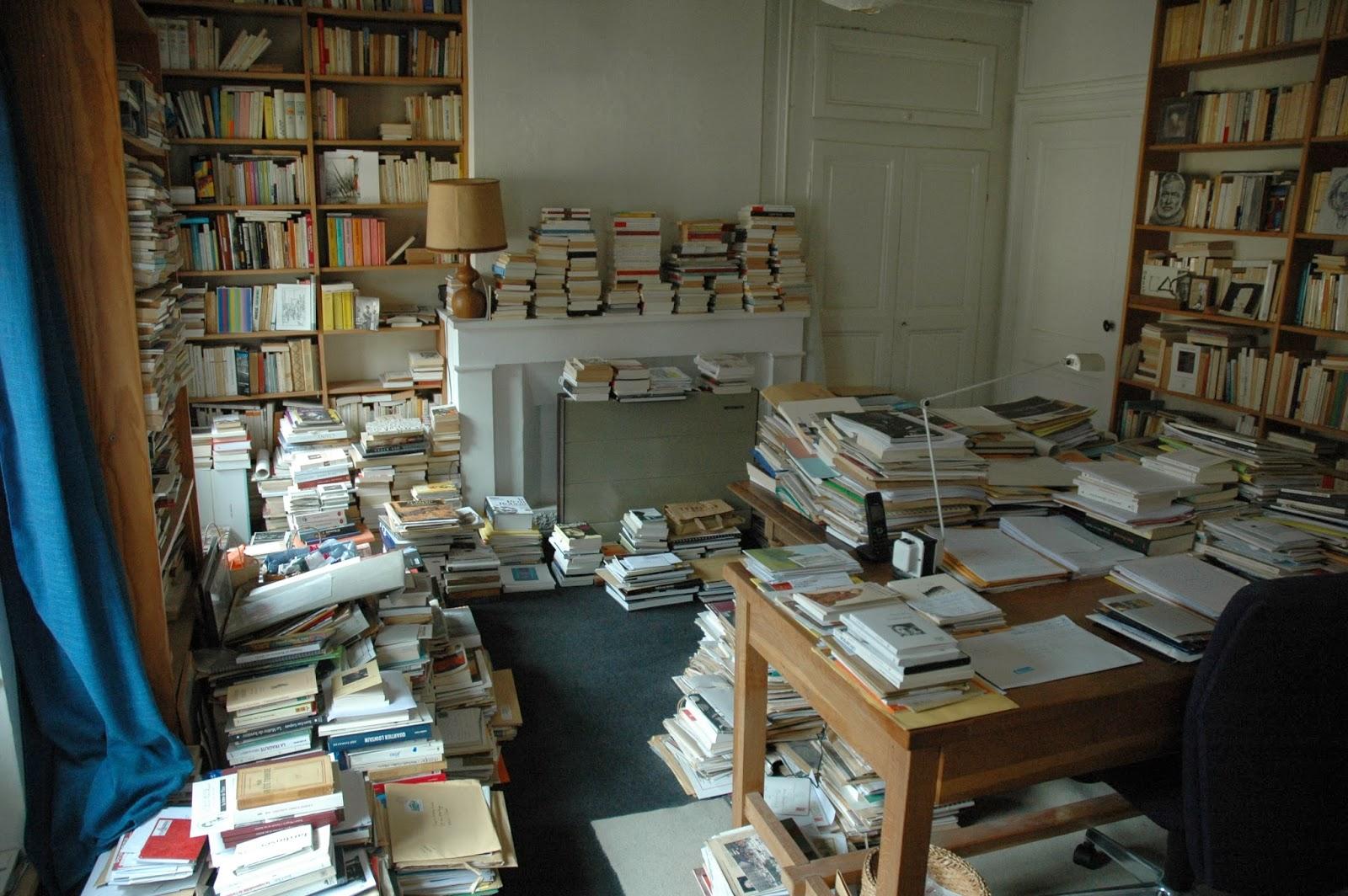 Une bibliothèque de bibliothèques