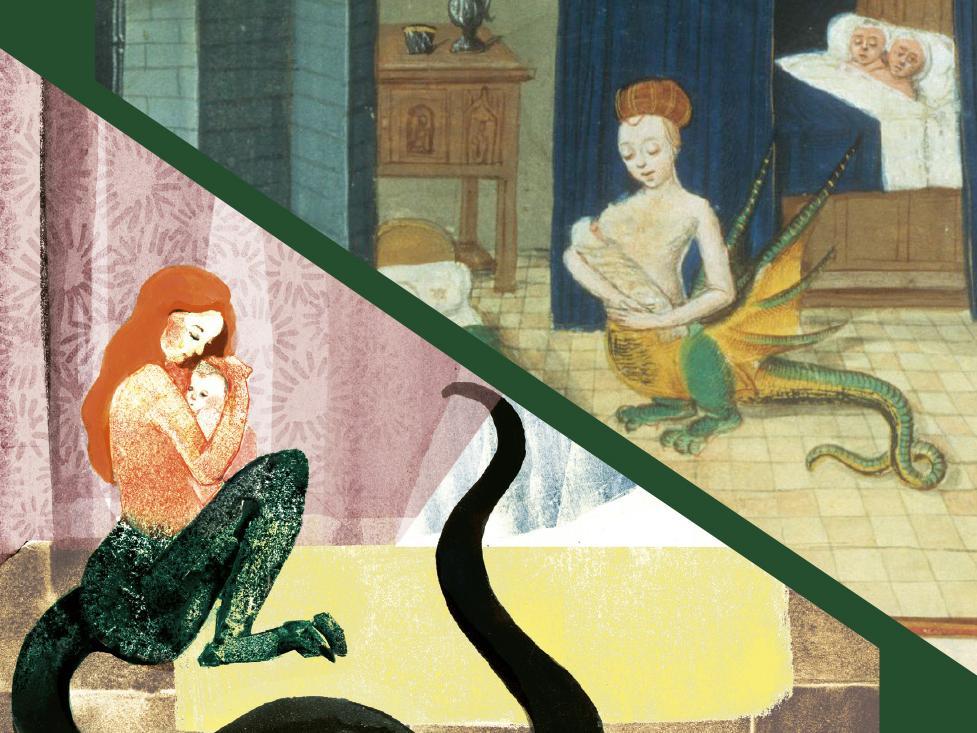 Le livre médiévalisant pour enfants. XIXe-XXIe s. (Lausanne)