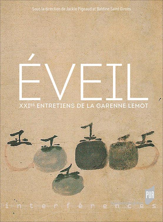 J. Pigeaud, B. Saint Girons (dir.), Éveil