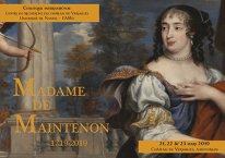 Madame de Maintenon 1719-2019 (Chateau de Versailles)