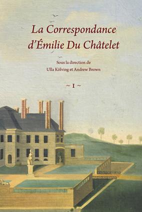 Émilie Du Châtelet, Correspondance