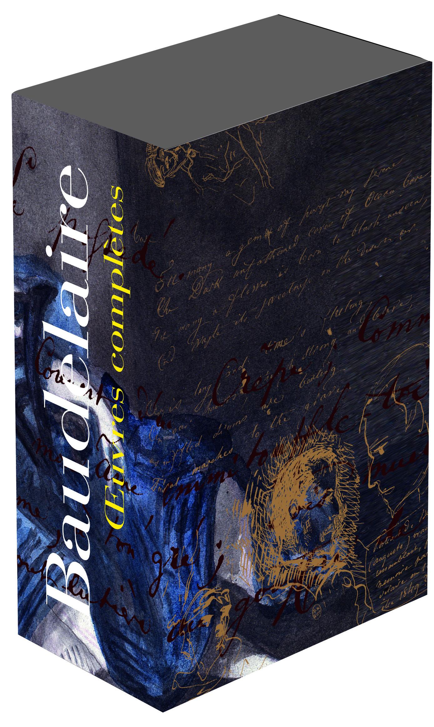Charles Baudelaire, Œuvres complètes I, II (éd. C. Pichois)