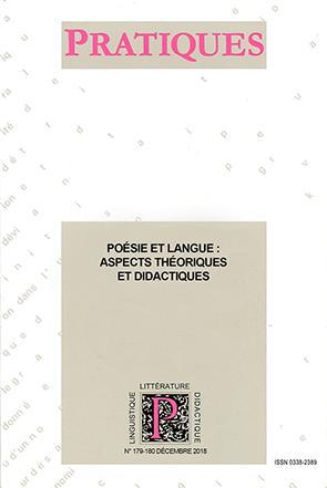 Pratiques, n° 179-180 :