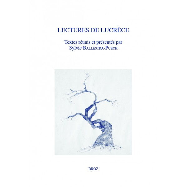 S. Ballestra-Puech (dir.), Lectures de Lucrèce
