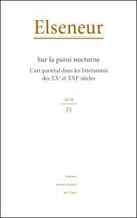 Elseneur, n° 33: