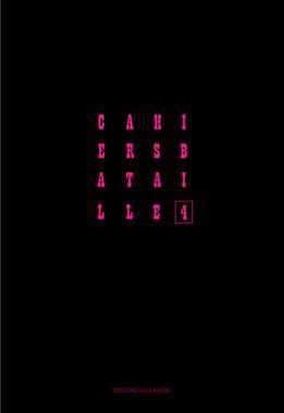 Soirée de lancement du numéro 4 des Cahiers Bataille
