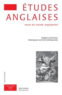 Études anglaises,2018/4 (Vol. 71) :
