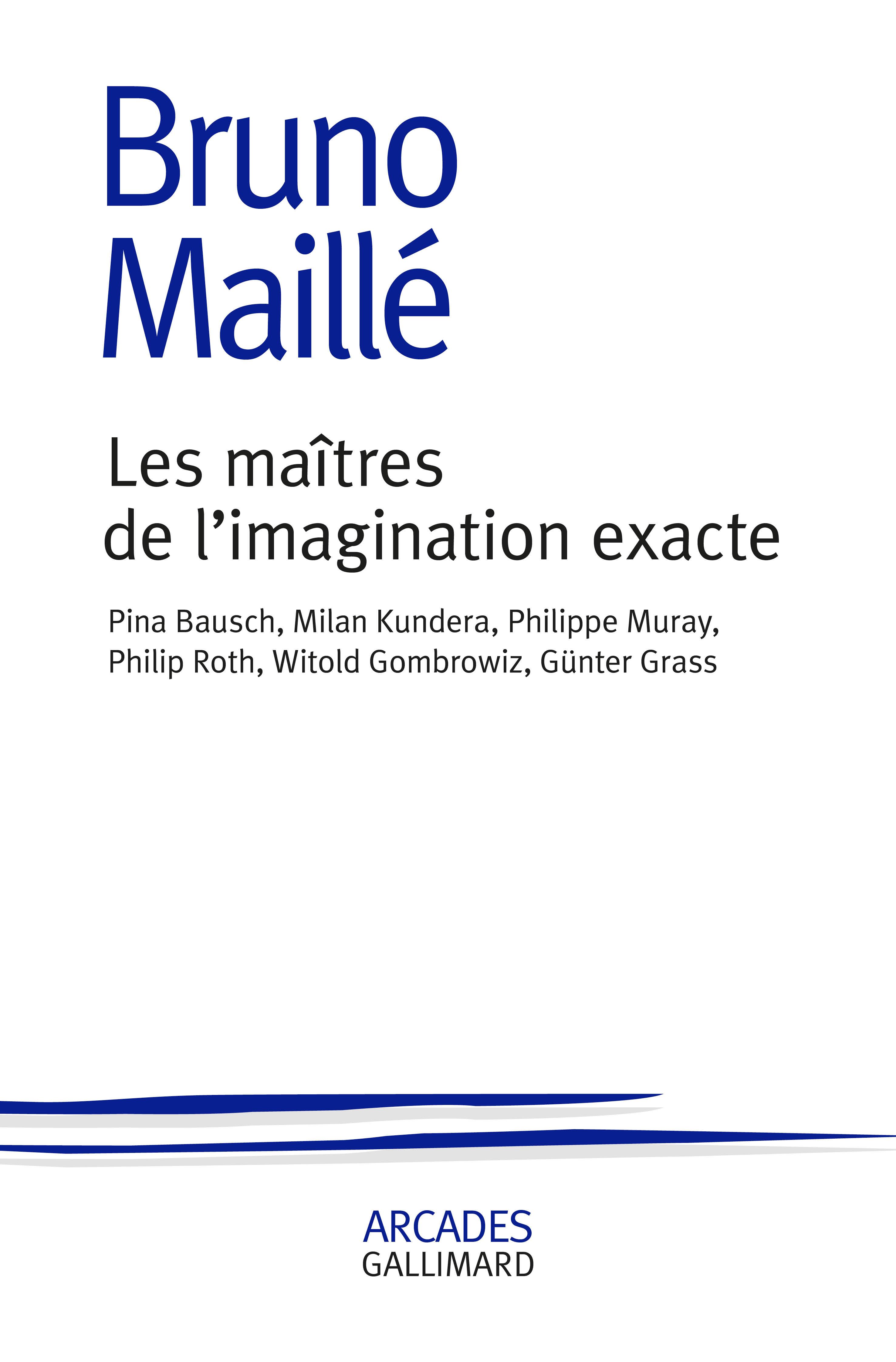 B. Maillé, Les maîtres de l'imagination exacte