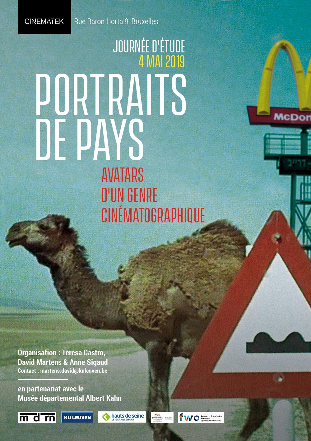 Portraits de pays. Avatars d'un genre cinématographique (Bruxelles)