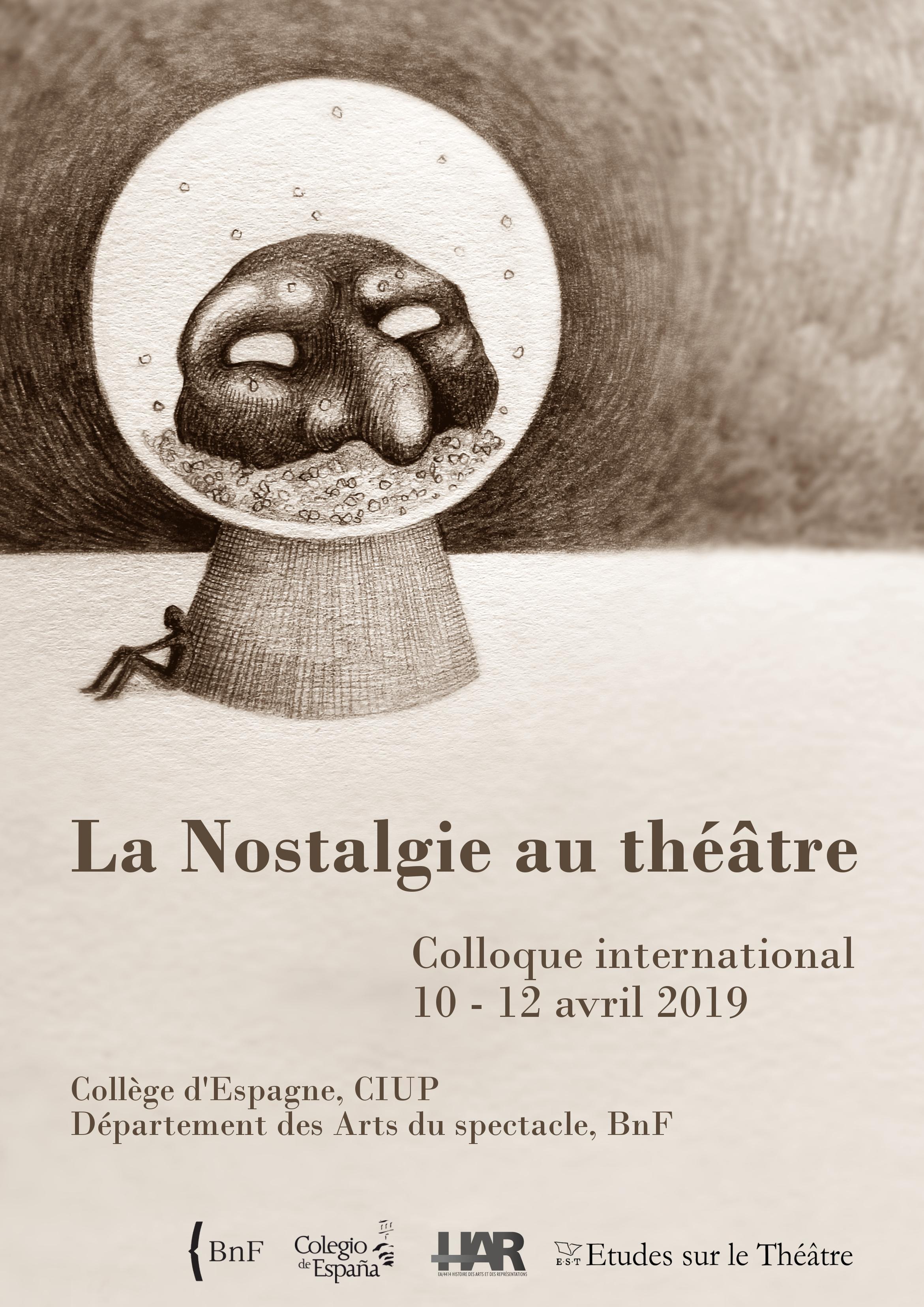 La nostalgie au théâtre (Paris)