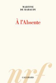 M. De Rabaudy, À l'Absente