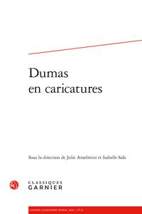 Cahiers Alexandre Dumas 2018, n° 45 -