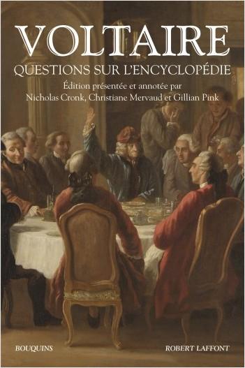 Voltaire, Questions sur l'Encyclopédie (coll.