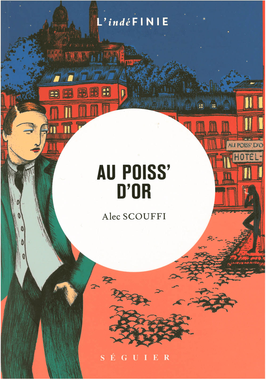 A. Scouffi, Au Poiss'd'Or (1929)