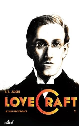 S.T. Soshi, Je suis providence, vie et oeuvre de H.P. Lovecraft