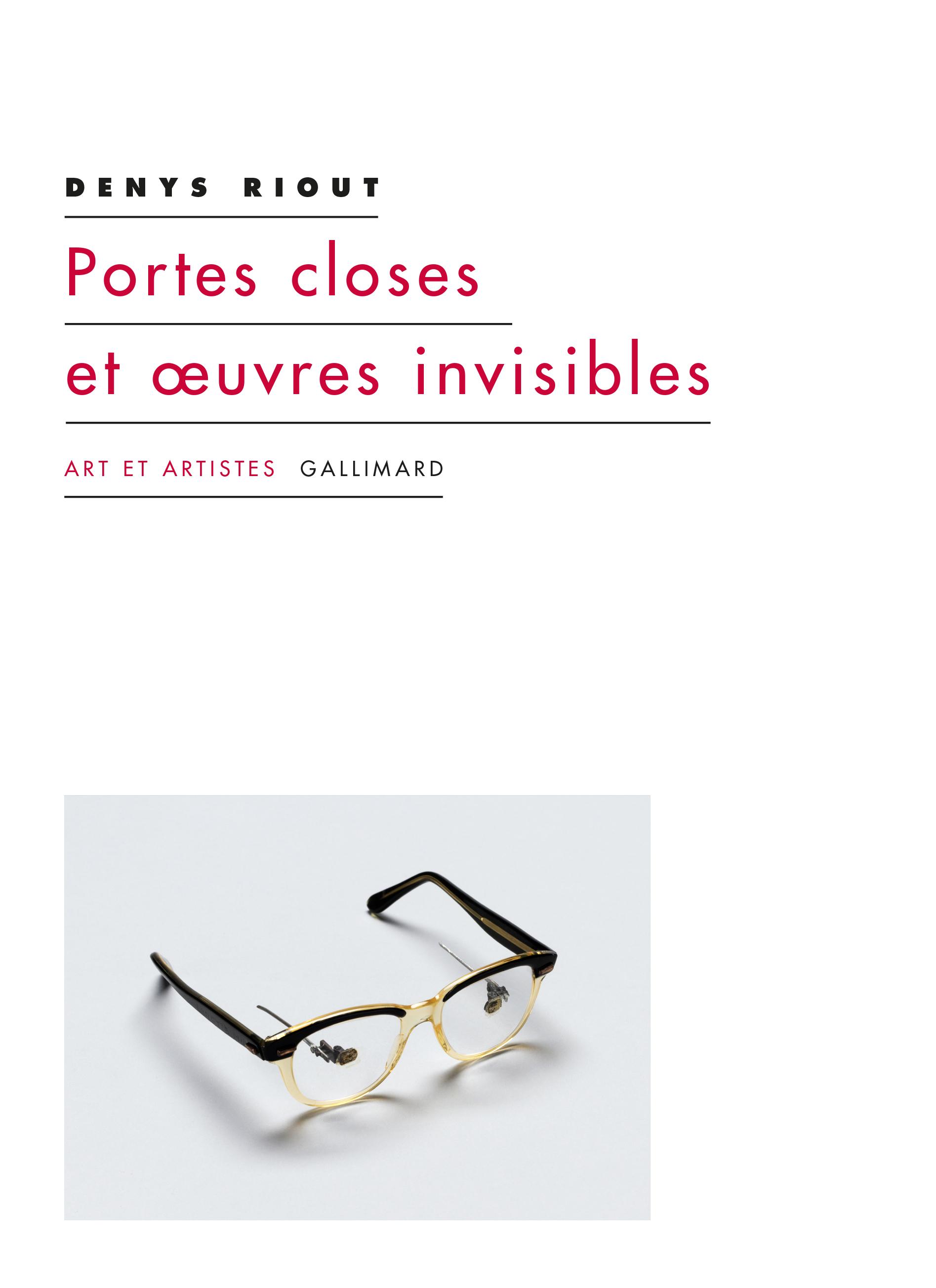 D. Ryout, Portes closes et œuvres invisibles