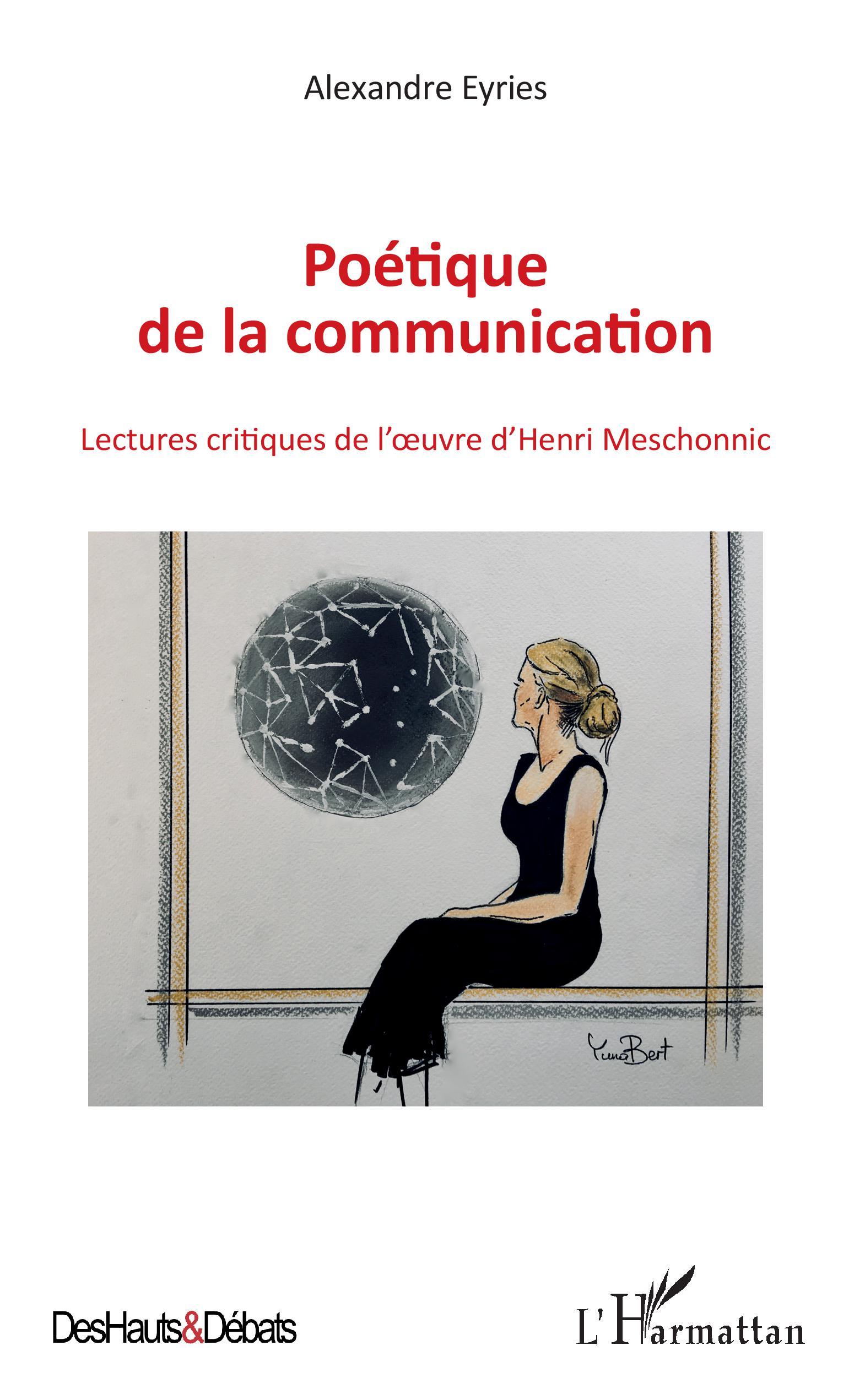 A. Eyriès, Poétique de la communication - Lectures critiques de l'oeuvre d'Henri Meschonnic