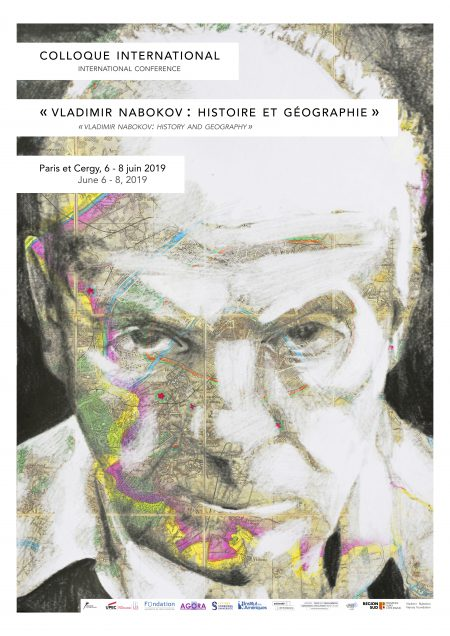 Vladimir Nabokov : histoire et géographie (Paris, Cergy)