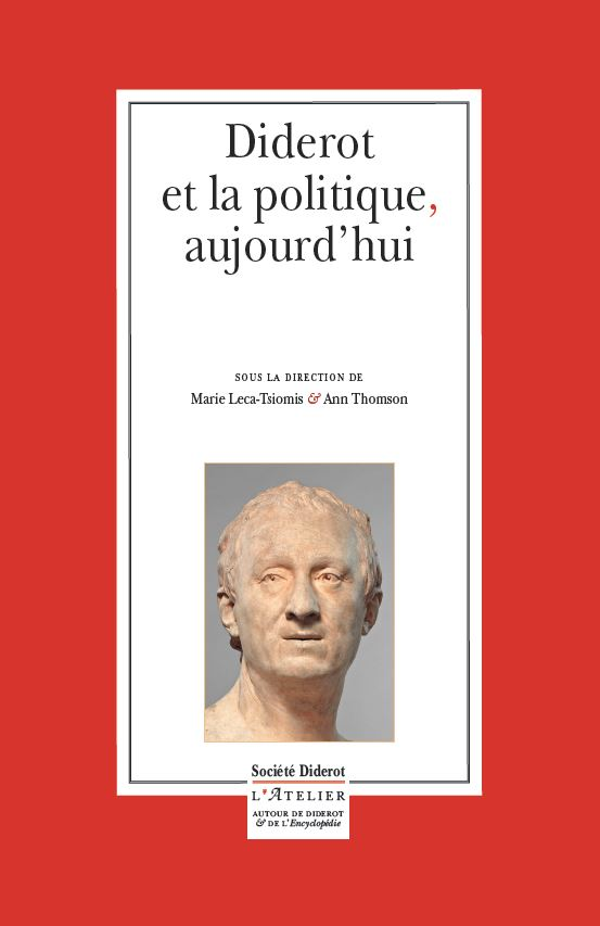 M. Leca-Tsiomis, A. Thomson (dir.), Diderot et la politique, aujourd'hui