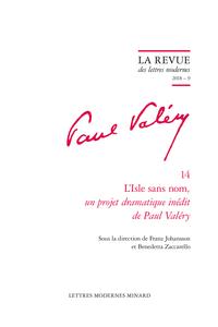La Revue des lettres modernes, collection « Paul Valéry », n° 14 :