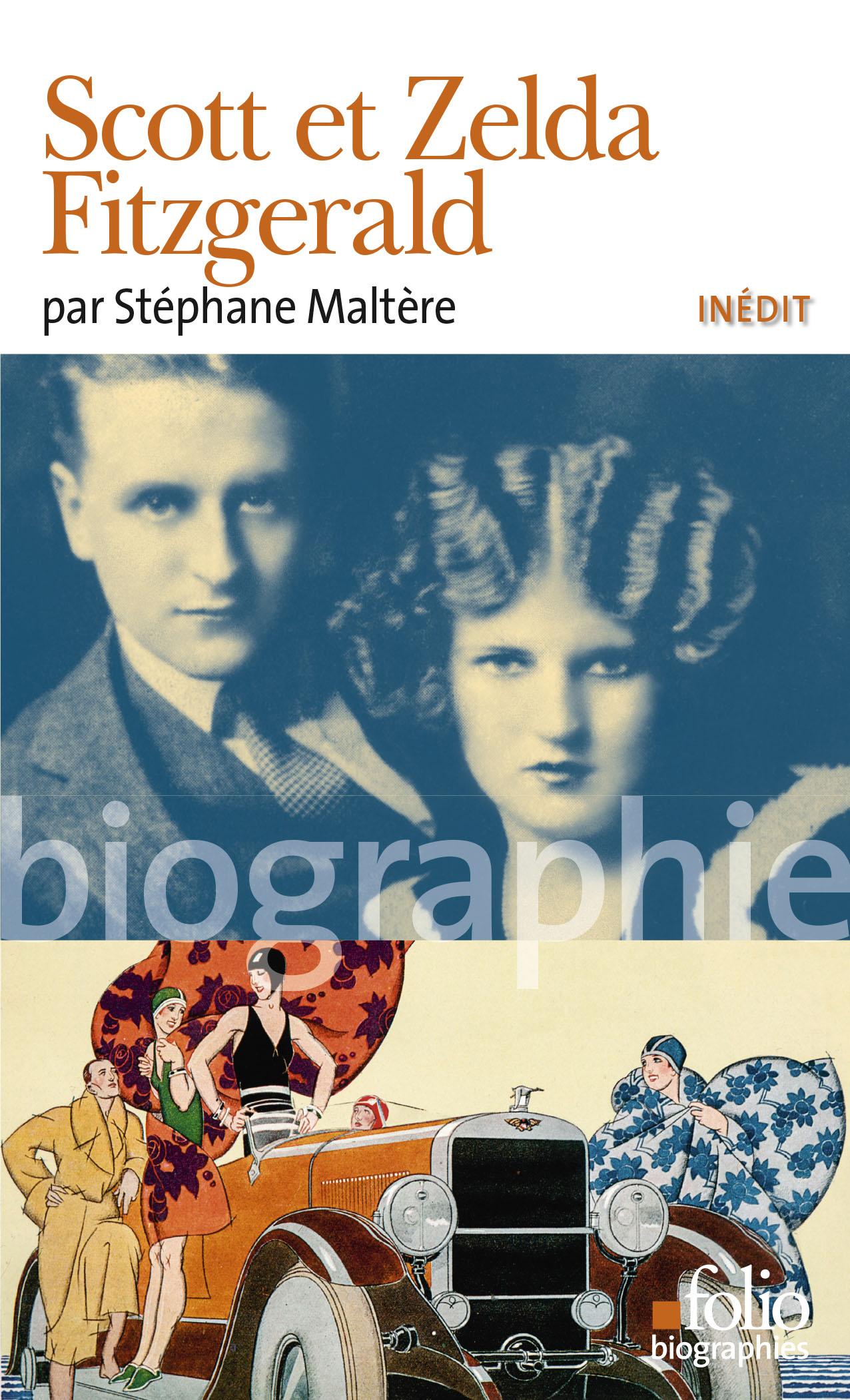 S. Maltère, Scott et Zelda Fitzgerald