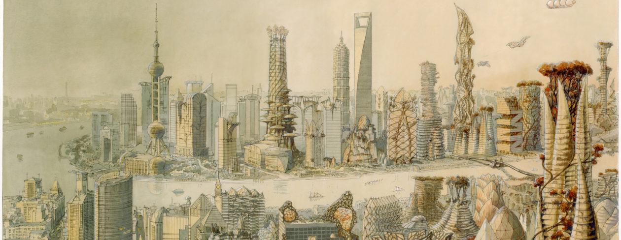 Bourse de thèse : la ville dans la <em>climate fiction</em> (UPEM, Marne-la-Vallée)