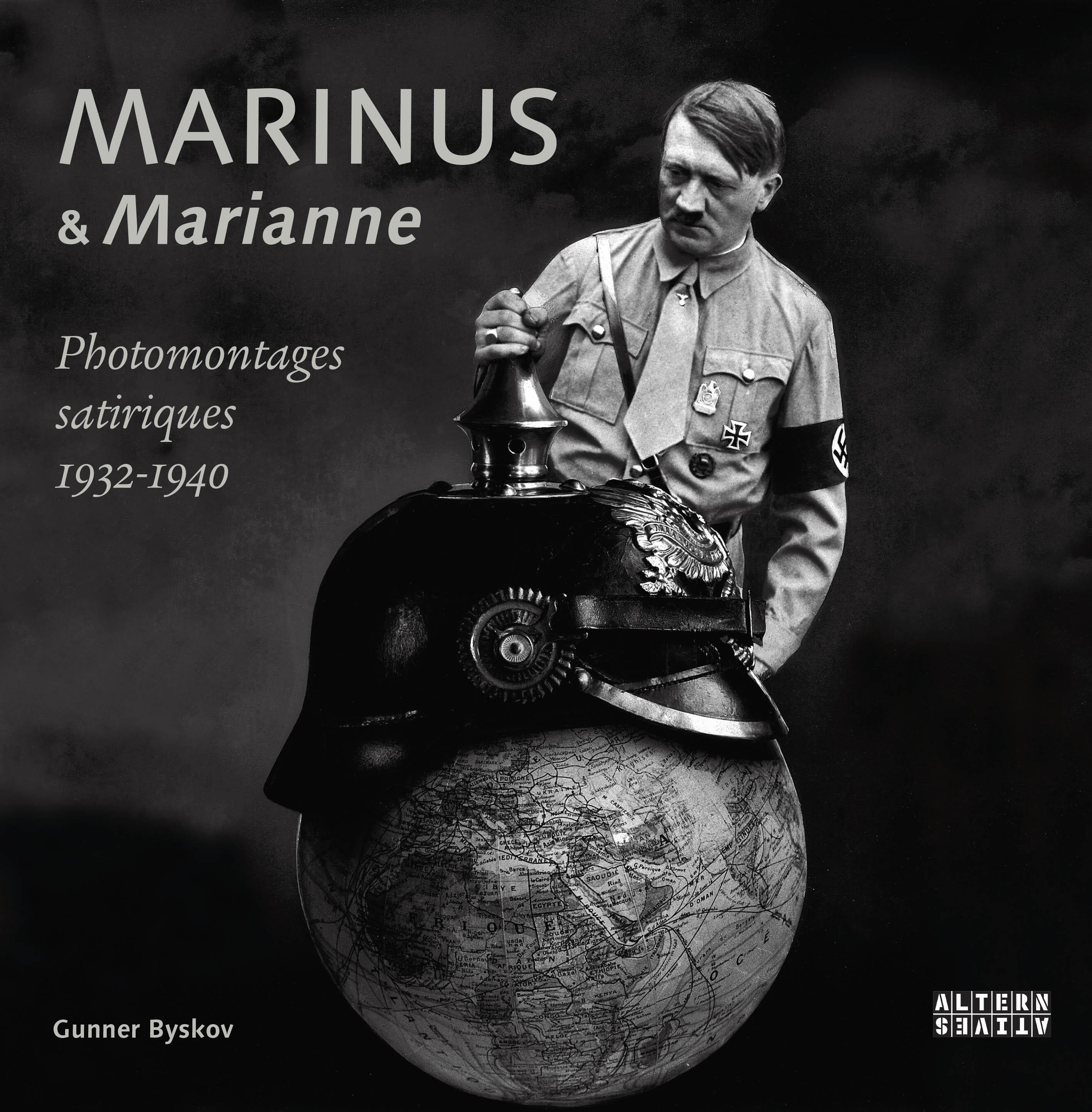 G. Byskov, Marinus et «Marianne». Photomontages satiriques 1932-1940