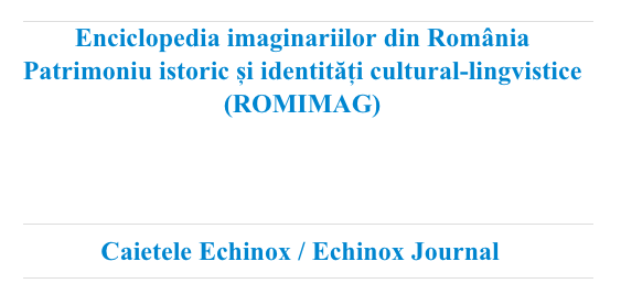 Caietele Echinox :